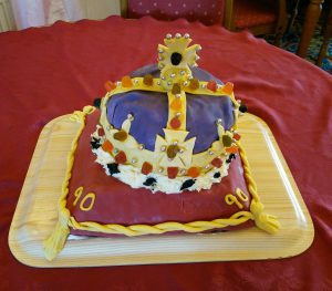 Queen's Cake