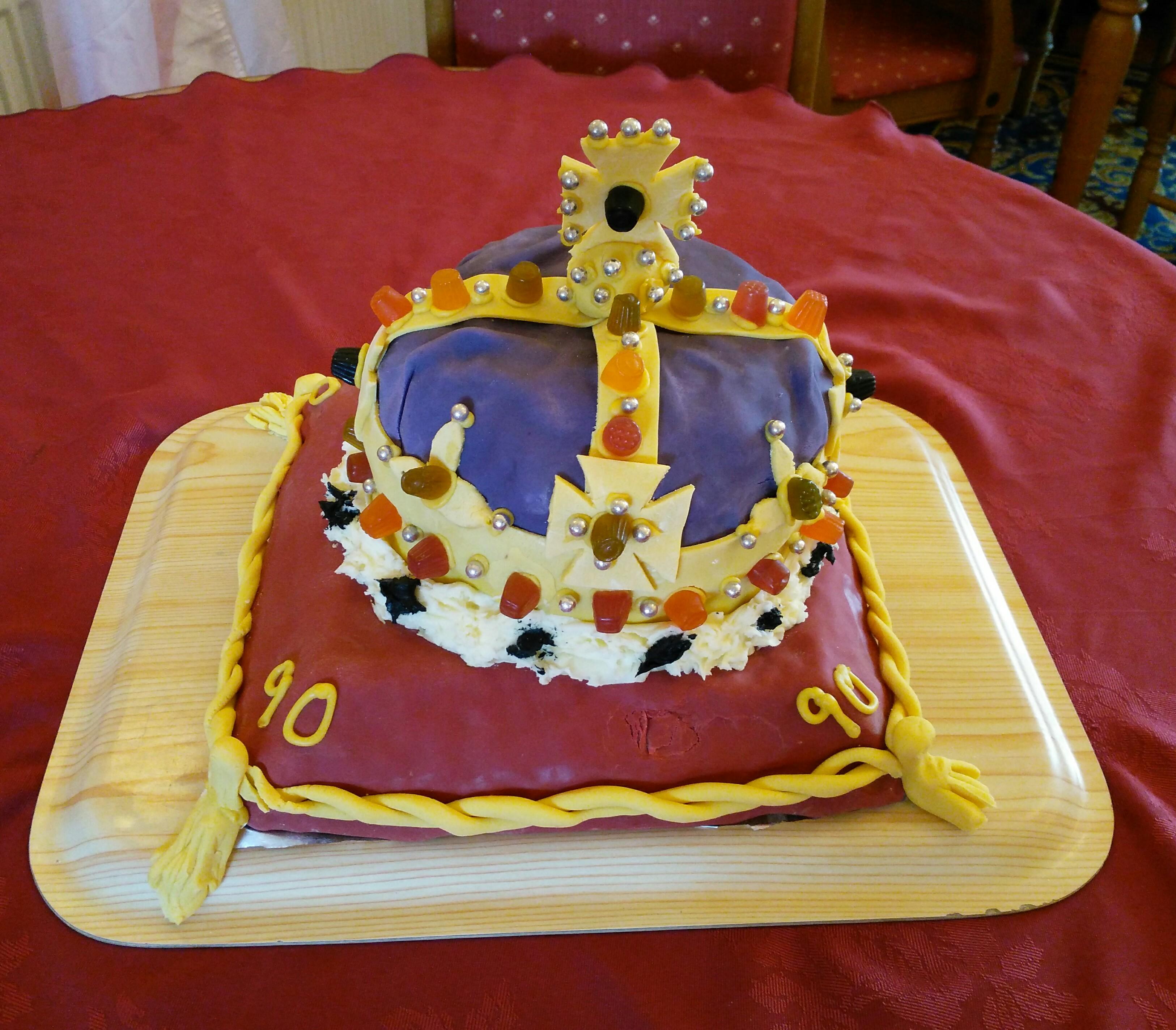 Happy Birthday, Your Majesty!